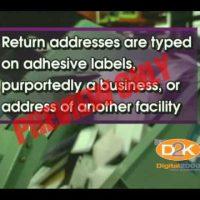 Anthrax Threat Safety Video