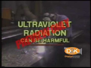 Arc Welding Safety Video