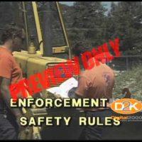 Documentation of Safety Efforts Video