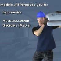 Ergonomics for Industrial Environments Safety Training Video Program