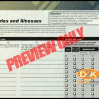 OSHA Record Keeping and Insurance Paperwork Video