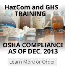 MSDS Safety Training Video