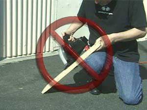 Basic Hand and Power Tool Safety Video