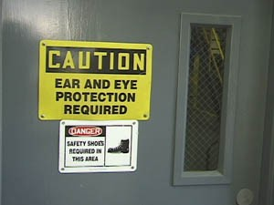 Eye Protection and Hearing Conservation Safety Video
