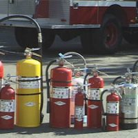 Fire Extinguisher Training Safety Video