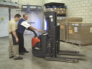 Forklift Operator Safety Training Video