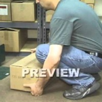 Manual Material Handling: Back Injury Prevention Safety Training Video