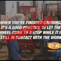 Portable Grinders and Abrasive Wheels Safety Video