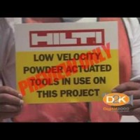 Powder Actuated Tools Safety Training Video