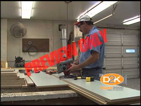 Safety in the Maintenance Department Video (Part 1)