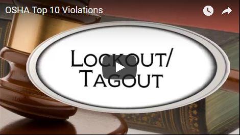 Top 10 OSHA Violations 1