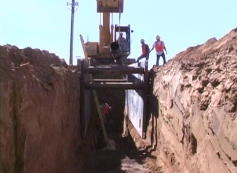 Trenching and Shoring Safety 1