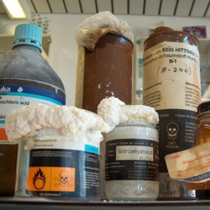 Hazardous Waste and Chemicals