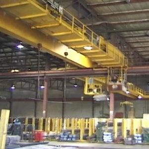 Overhead Pendant Hoist